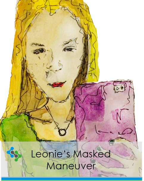 Leonie's masked maneuver